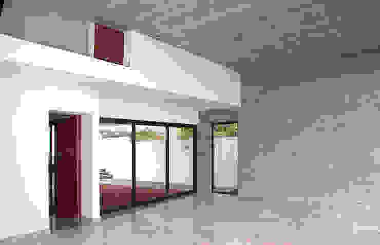 Casa RDM45 Salas multimedia modernas de VG+VM Arquitectos Moderno