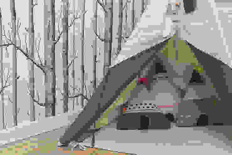 Cuartos infantiles de estilo  por ARCHISSIMA, Escandinavo