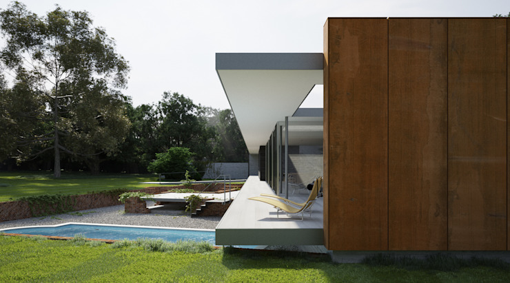 Terrace by Strom Architects