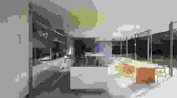 Kitchen by Strom Architects