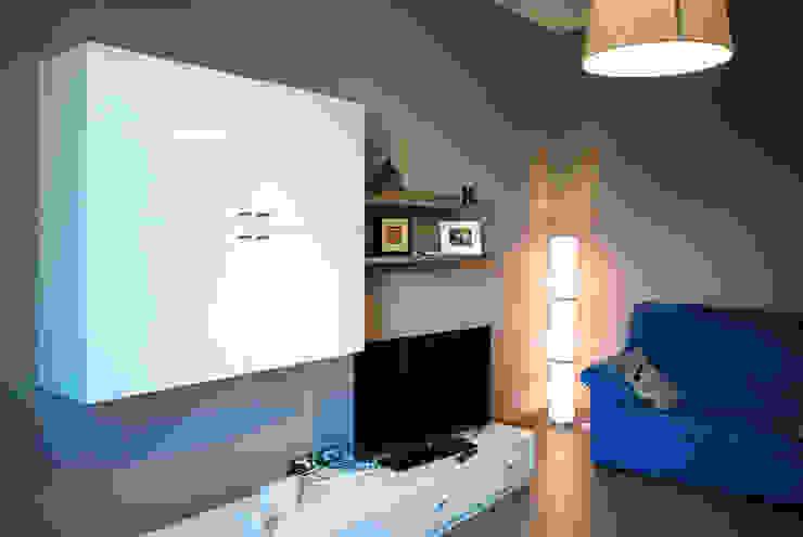 sala Soggiorno moderno di Alessandro D'Amico Moderno