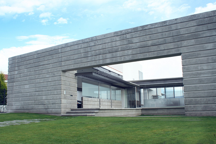Casas estilo moderno: ideas, arquitectura e imágenes de VG+VM Arquitectos Moderno