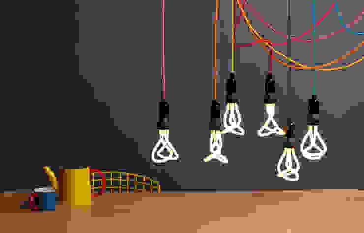 Plumen 001 Samuel Wilkinson studio リビングルーム照明