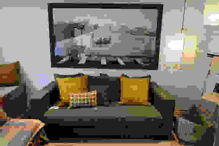 Living room de La Maison Barcelona Clásico