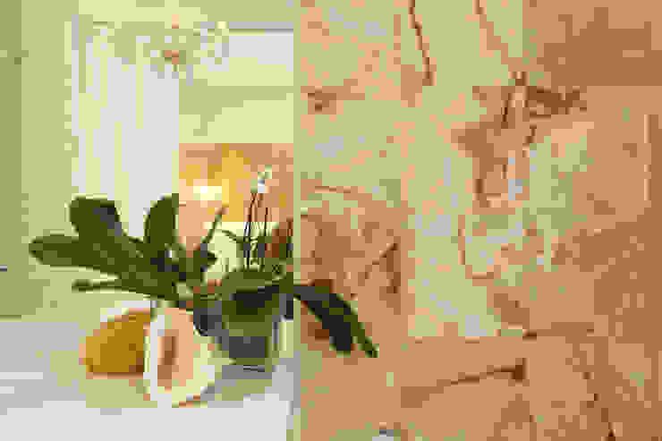 Оникс. Ванная комната в скандинавском стиле от Double Room Скандинавский