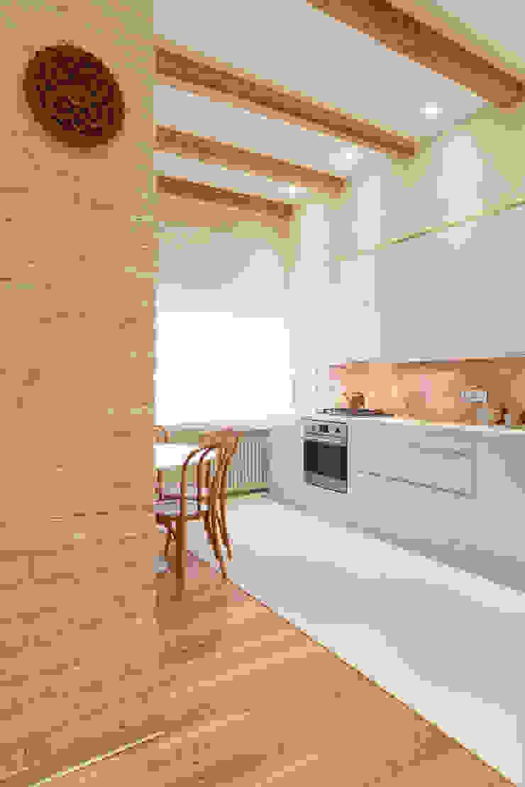 Кухня. Кухня в скандинавском стиле от Double Room Скандинавский