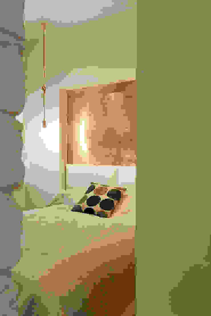 Спальня. Спальня в скандинавском стиле от Double Room Скандинавский