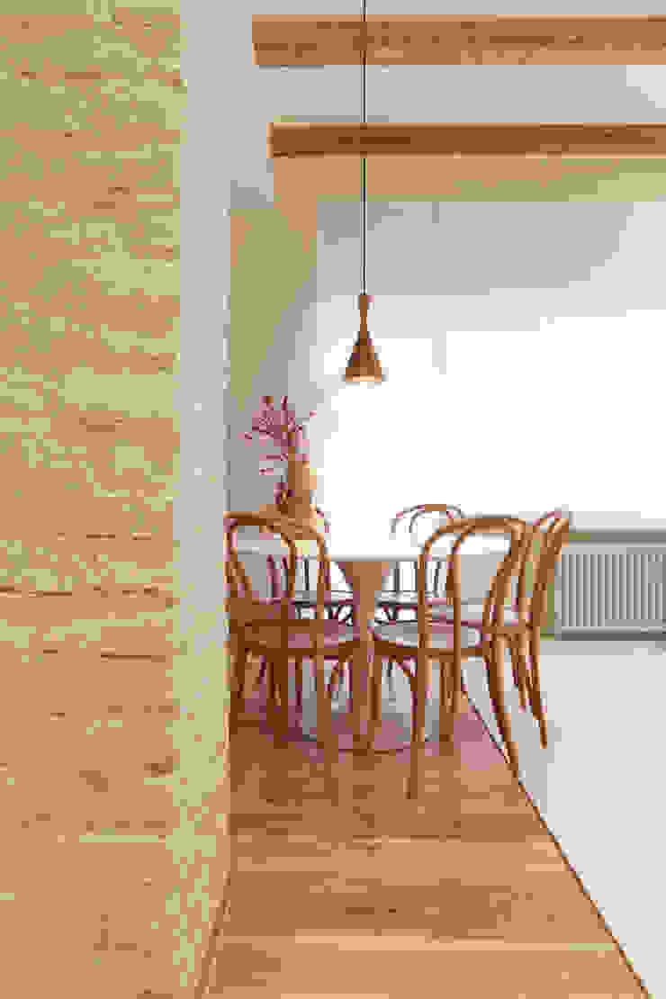 Кухня Кухня в скандинавском стиле от Double Room Скандинавский
