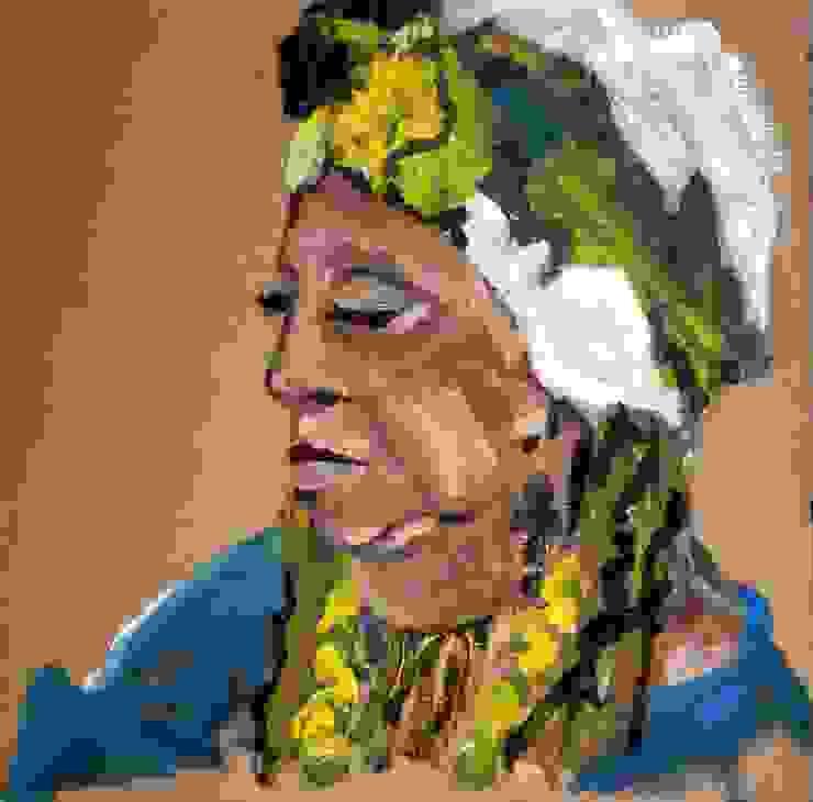 Signora Havana van leida blom Klassiek