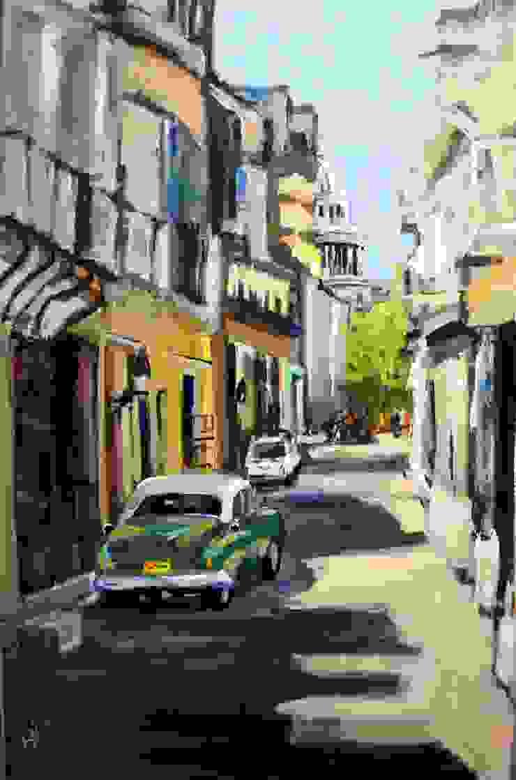 Havana van leida blom Klassiek