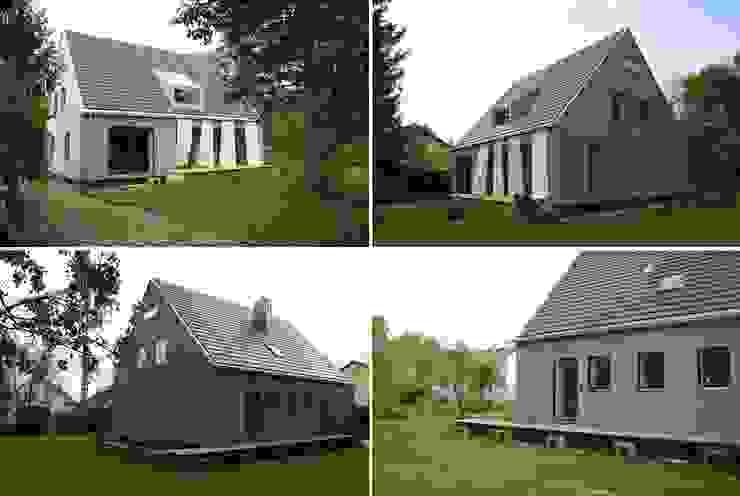 schwarz Haus von schwarzID Modern