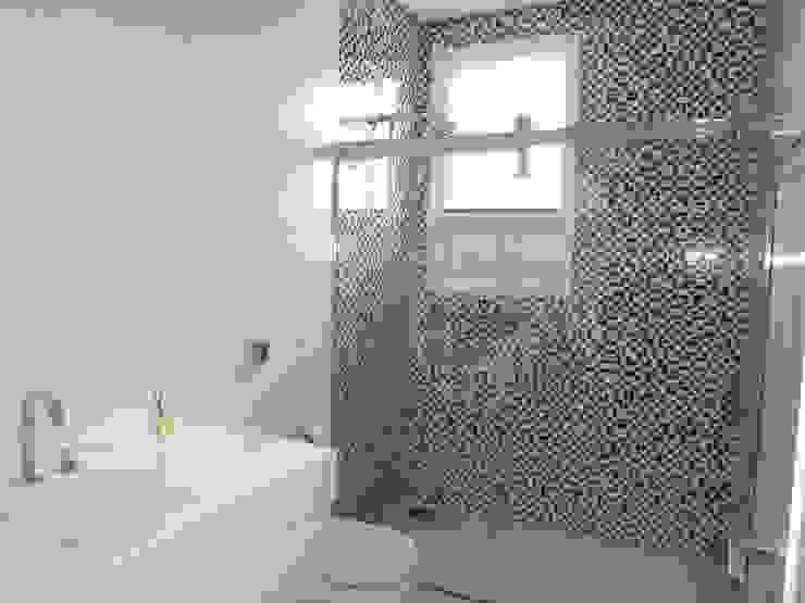 tess Modern style bathrooms