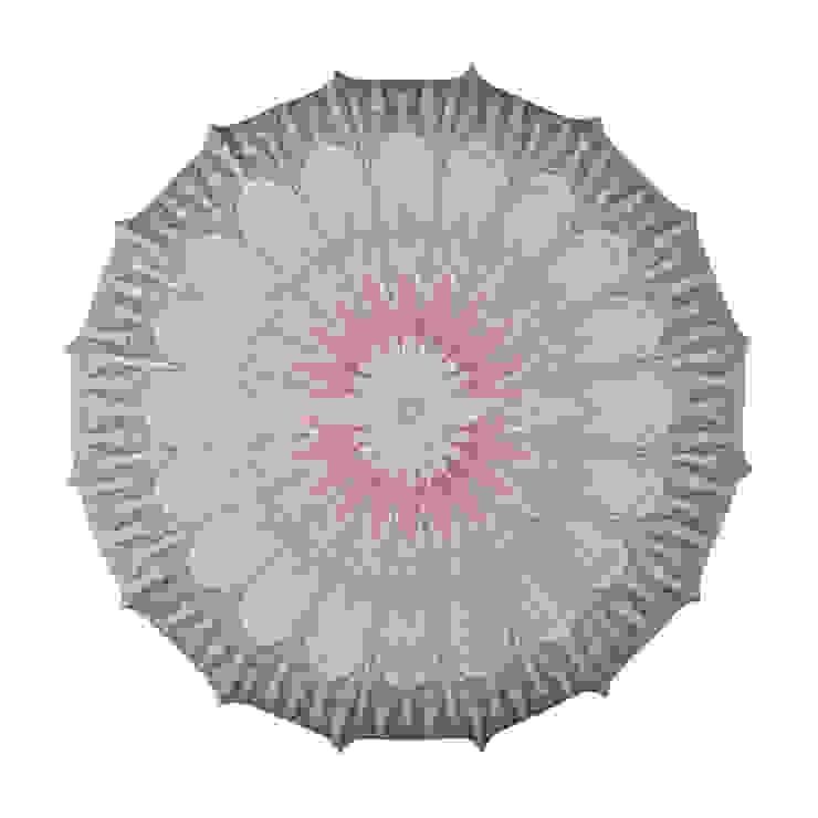 Plafon Mandala kolor (duży) od Lumiforma Śródziemnomorski