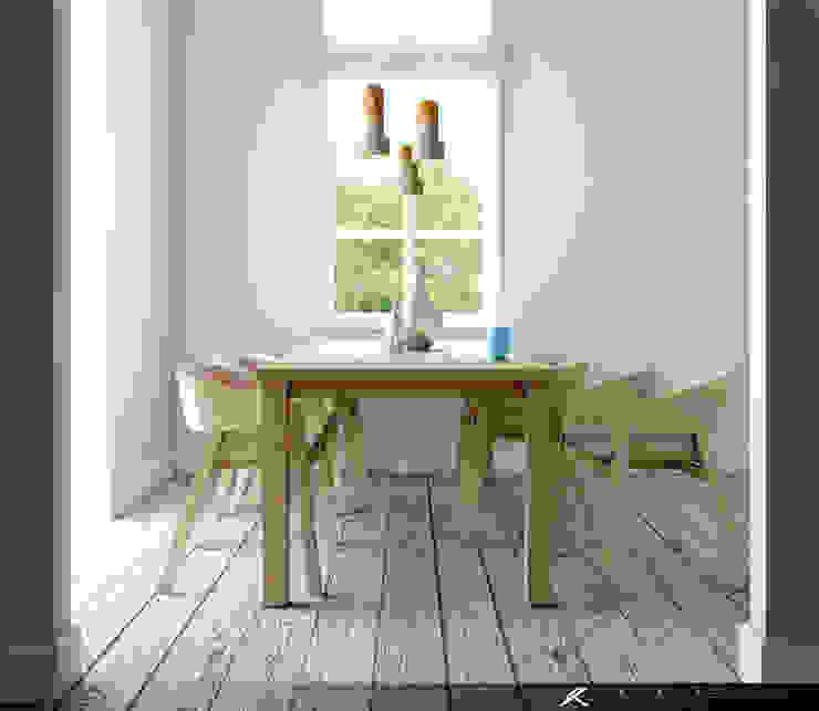 Minimalist Yemek Odası homify Minimalist