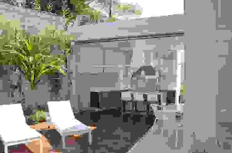 Casa Alto da Boa Vista Casas modernas por Renata Amado Arquitetura de Interiores Moderno