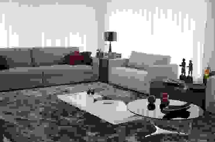 CASA SWISS PARK por Renata Amado Arquitetura de Interiores Moderno