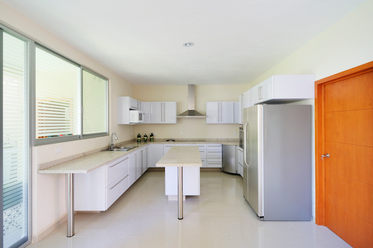 Dapur Modern Oleh Excelencia en Diseño Modern