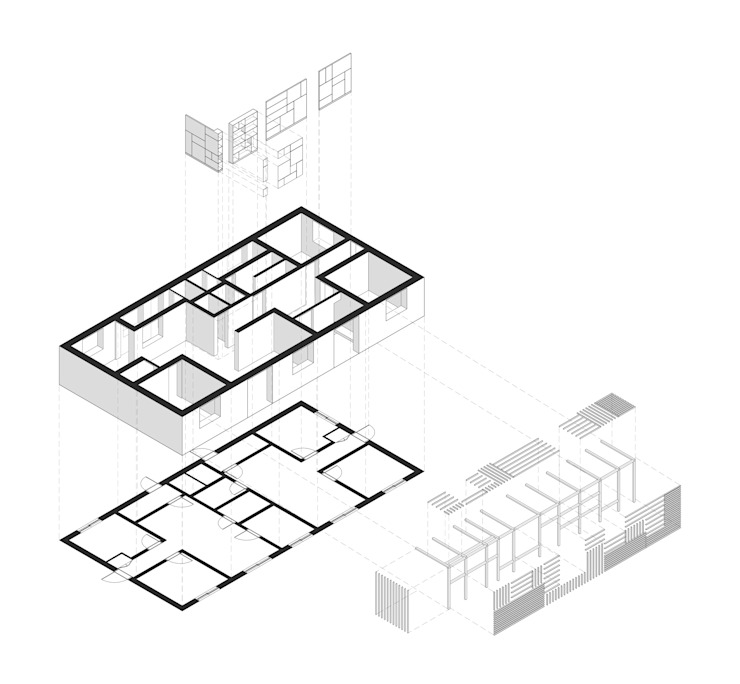 G House - Isometric NEN