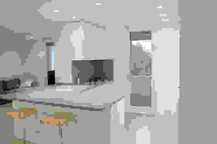 Cucina Cucina moderna di Davide Ceron Architetto Moderno