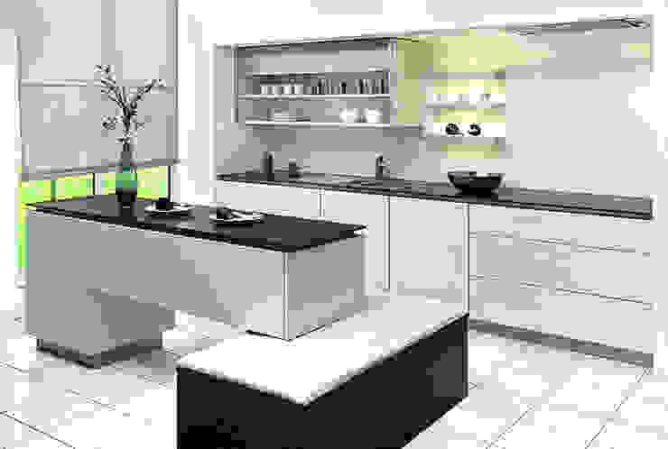 Wenn wir dürfen was wir können: modern  von Schröder Küchensysteme,Modern