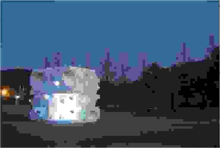 국립현대미술관 아트폴리(NMOCA Art Folly)_2012: Eon SLD의 현대 ,모던