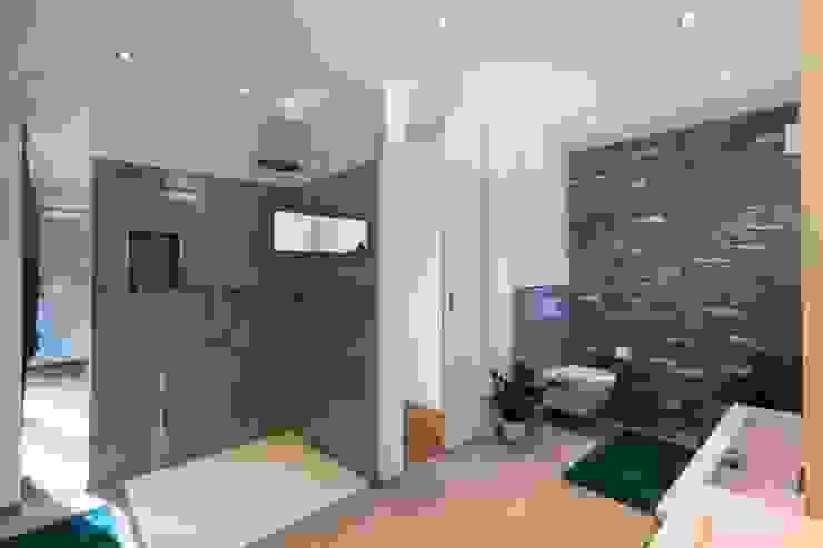 Haus S. Architekturbüro Stefan Schäfer Moderne Badezimmer