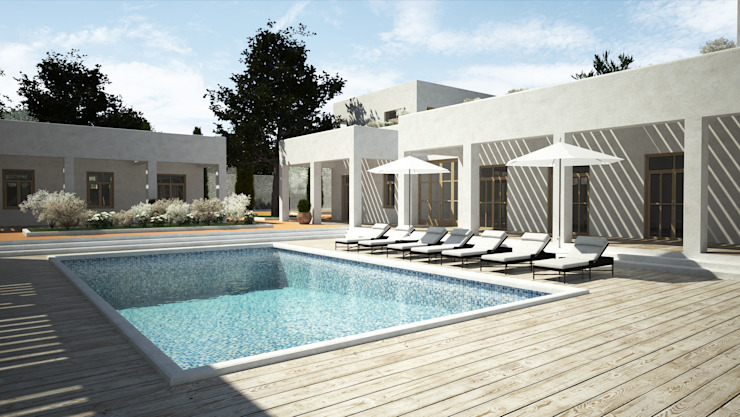 Villa Menorca от Kirill Ivko