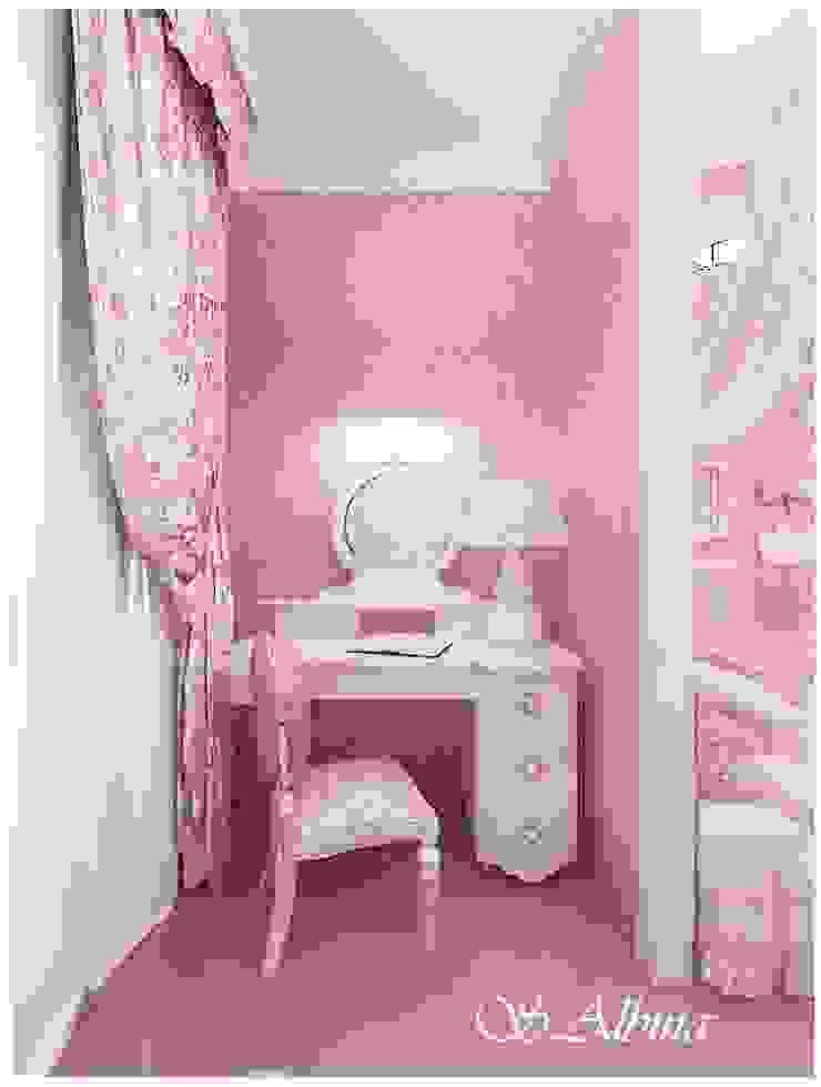 Дизайн – проект таунхауса. Выполнен в классическом стиле. г. Казань. Детская комнатa в классическом стиле от студия авторского дизайна Альбины Сибагатулиной Классический
