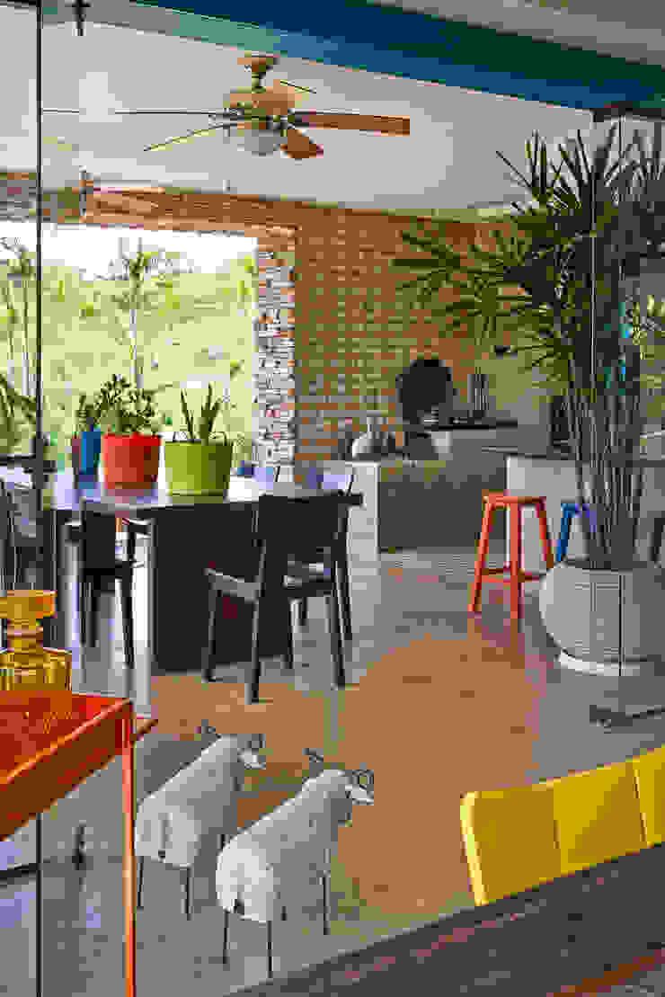 Beth Marquez Interiores CuisineTables, chaises & bancs