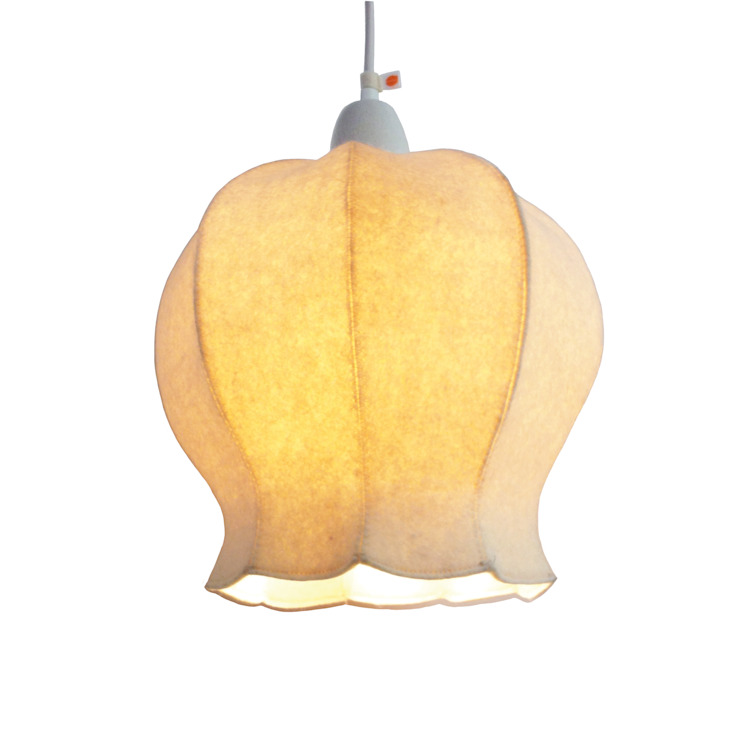 Bigbell lamp 3mm van Celine van Raamt Klassiek