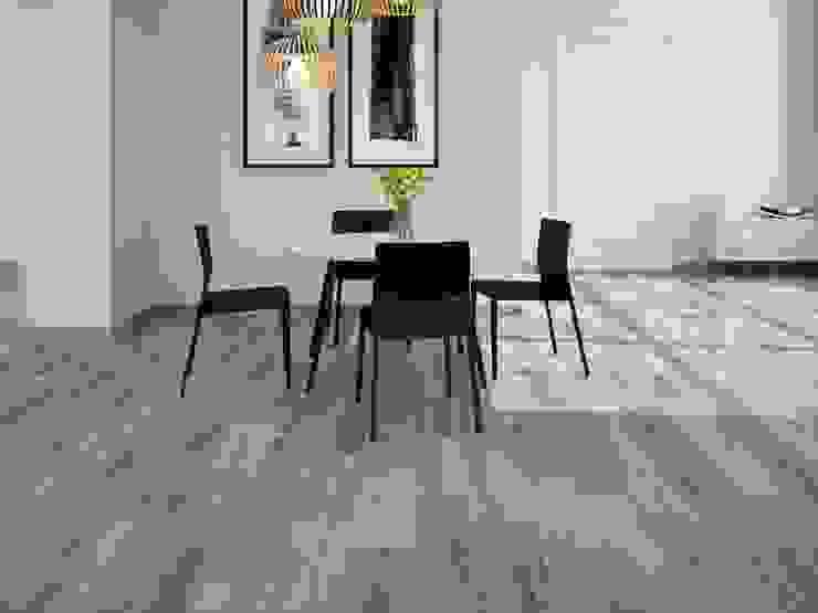 INTERAZULEJO Minimalist dining room