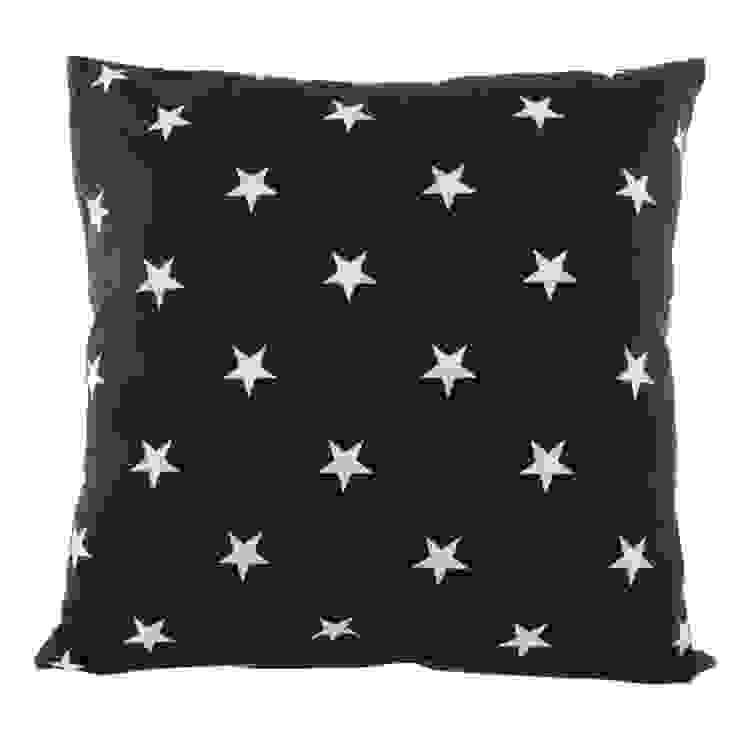 Poduszka Stjärna marinblå od Lilla Sky Śródziemnomorski