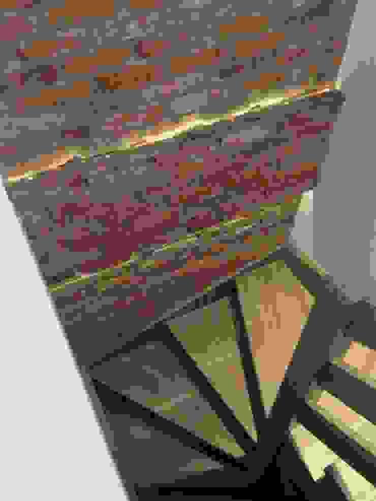 Historic Line 3 Rustykalny korytarz, przedpokój i schody od ITA Poland s.c. Rustykalny