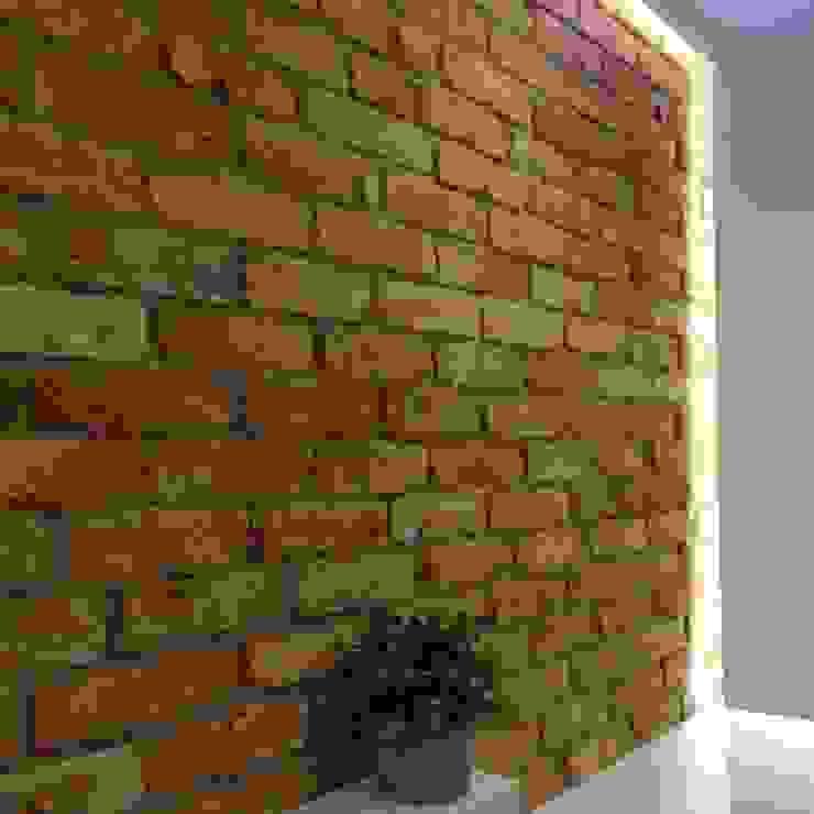 Paredes y pisos de estilo rústico de ITA Poland s.c. Rústico