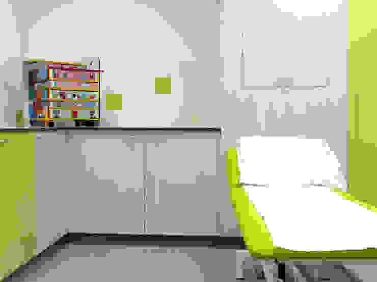 Bewust Belonen Box | Wilhelmina Kinderziekenhuis Utrecht Moderne ziekenhuizen van studio Che Eyzenbach Modern