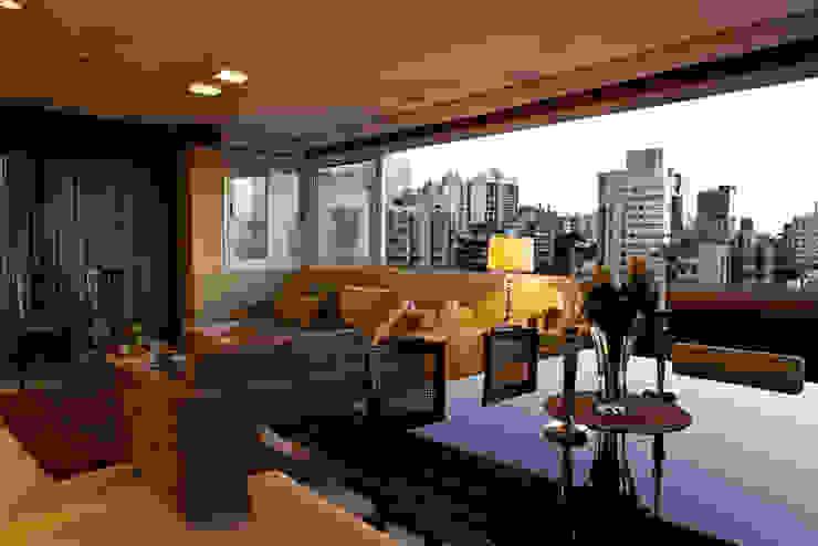 Apartamento Tito Livio Salas de jantar modernas por Mariana M Simoes arquitetura conceitual Moderno