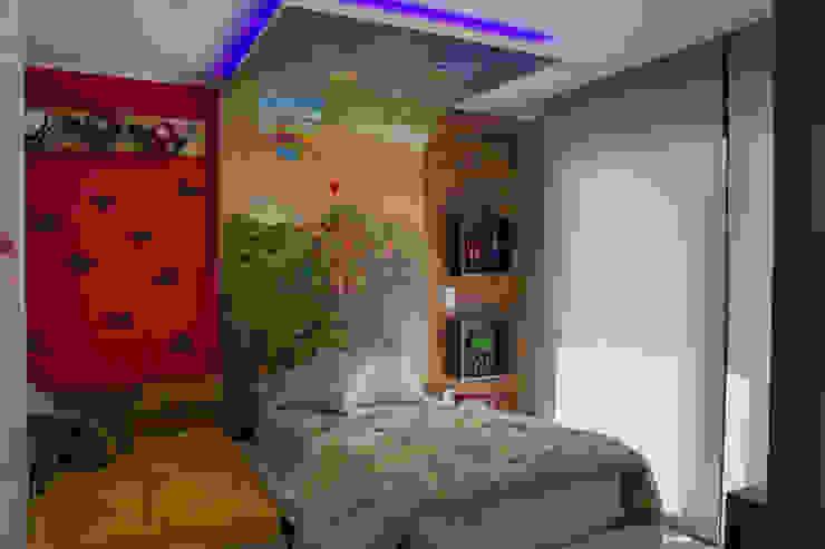 غرفة الاطفال تنفيذ Tuti Arquitetura e Inovação, حداثي