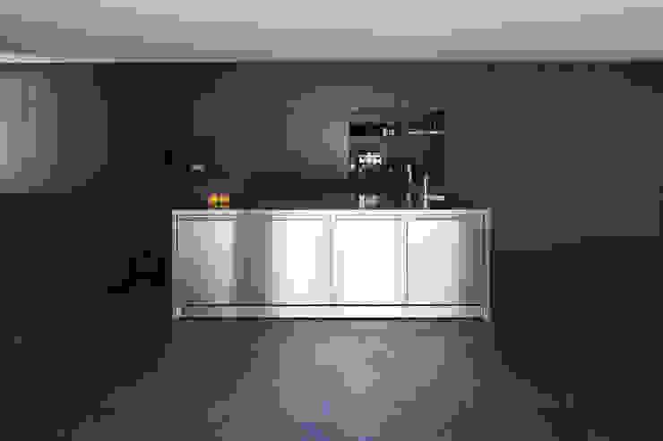 Cozinhas modernas por Architekturbüro Dongus Moderno