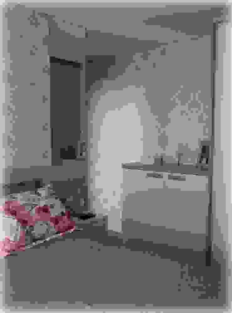 Chambre moderne par Tuti Arquitetura e Inovação Moderne