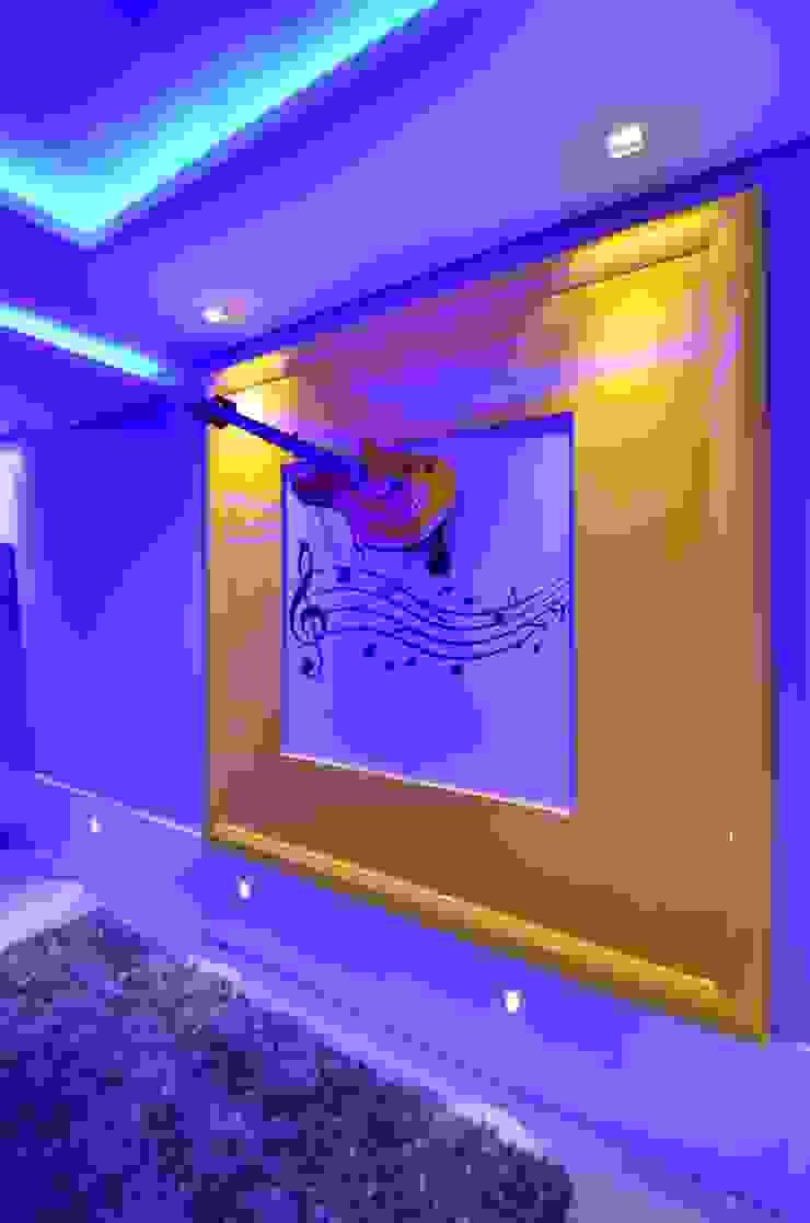 Resort! Corredores, halls e escadas modernos por Paulinho Peres Group Moderno
