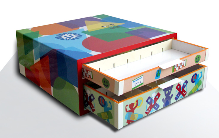 Bewust Belonen Box / mini | Wilhelmina Kinderziekenhuis Utrecht Moderne ziekenhuizen van studio Che Eyzenbach Modern