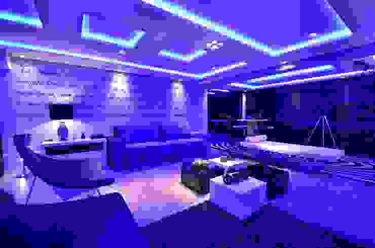 Resort! Salas de estar modernas por Paulinho Peres Group Moderno