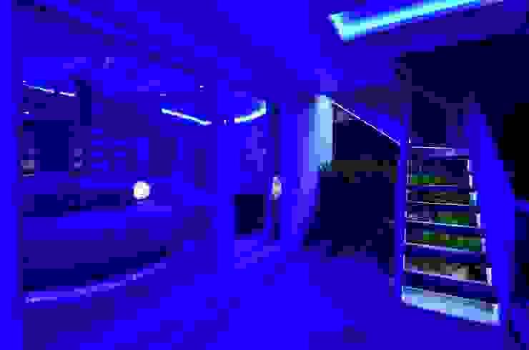 Resort! Varandas, alpendres e terraços modernos por Paulinho Peres Group Moderno