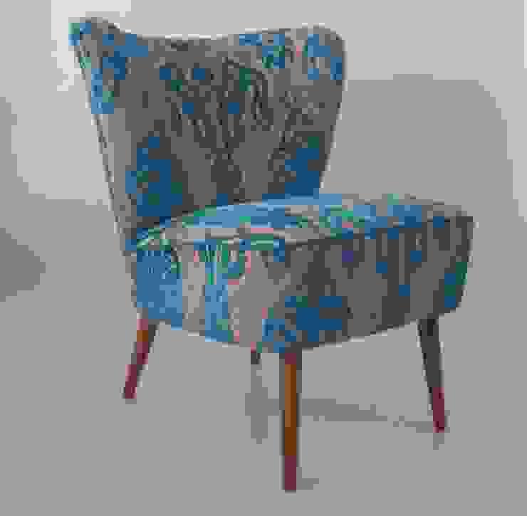 Retro televisiestoel van Lifecycle Art & Furniture Eclectisch