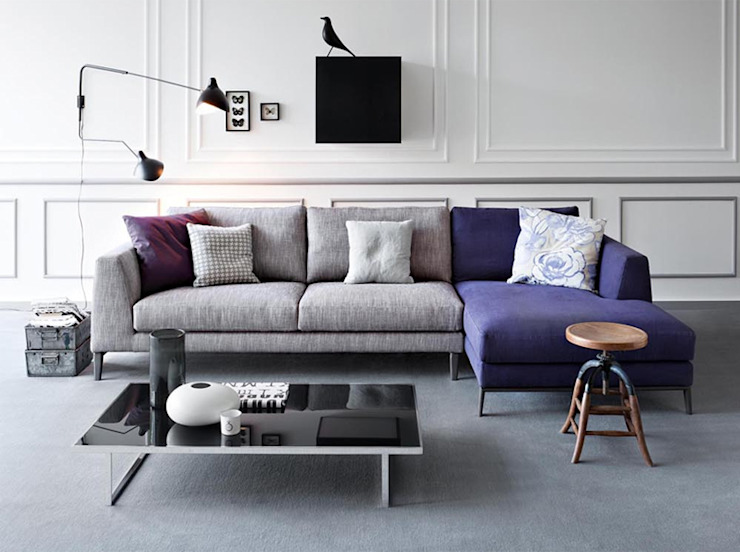Time Sofa Campbell Watson Living roomSofas & armchairs