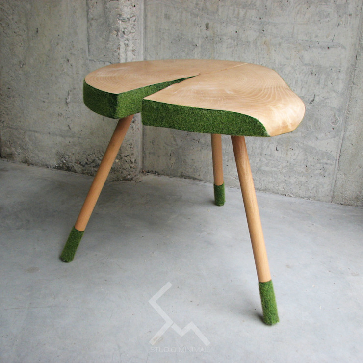 Stolik No.1 Meszek od Studio Minimal Meble Minimalistyczny