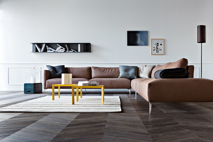 Volo Sofa: modern  by Campbell Watson, Modern