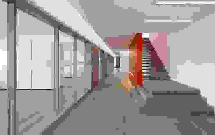 Roble Grey Paredes y suelos de estilo clásico de PAUMATS S.L. Clásico Madera Acabado en madera