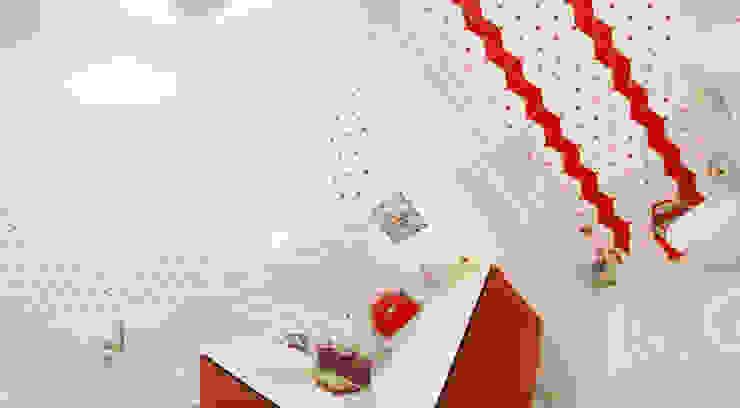 Квартира 145 кв.м. в ЖК <q>Шмитовский</q> Ванная комната в эклектичном стиле от Студия Максима Рубцова. Эклектичный
