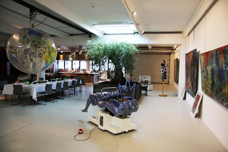 Art meets kitchen - Atelier Christian Nienhaus Atelier Christian Nienhaus Kunst Kunstobjekte